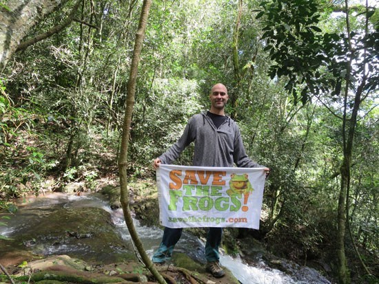 Conserving the Planet's Biodiversity: Dr. Kerry Kriger's Mission to Save the Frogs